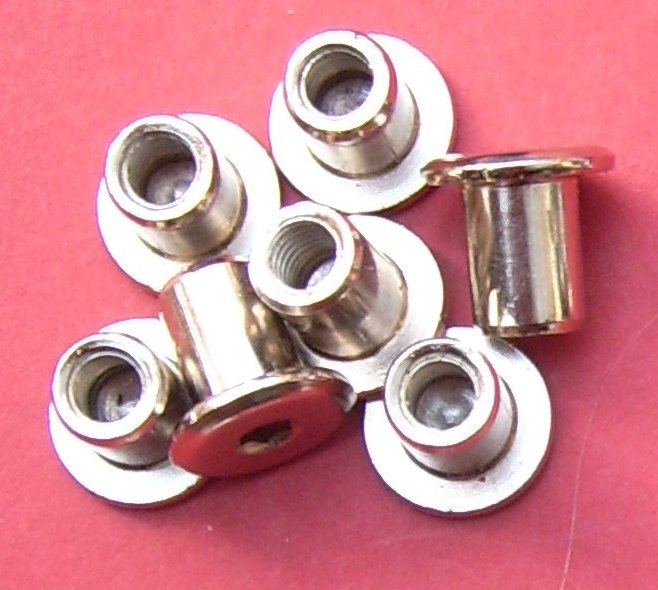 Wood Bed Bolt Connector Assembly Kd Kits